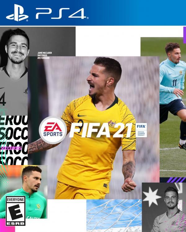 Jamie Maclaren FIFA 21