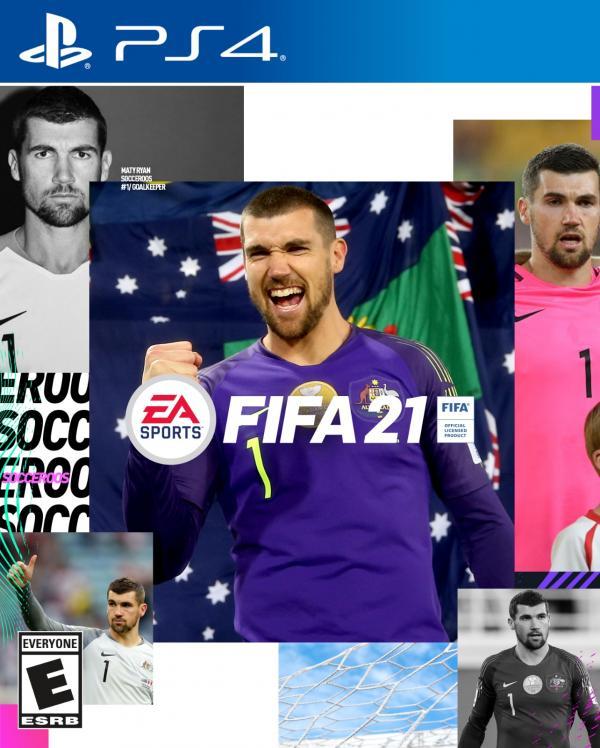 Mat Ryan FIFA 21