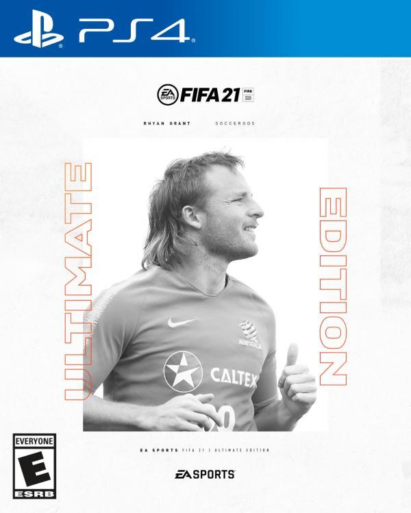 Rhyan Grant FIFA 21