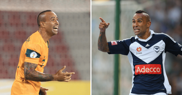 Archie Thompson Socceroos Melbourne Victory