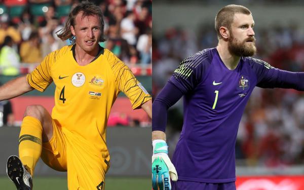 Grant Redmayne Sydney FC Socceroos