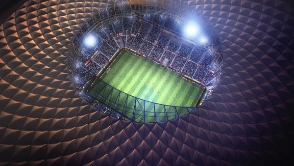 Lusail Stadium FIFA World Cup Final Qatar 2022