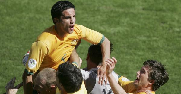 Tim Cahill 2006 quiz