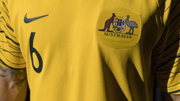 Socceroos national team kit 2018-20