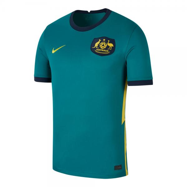 Socceroos 2020/21 Away Jersey Promo