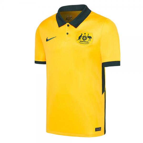 Socceroos 2020/21 Men's Jersey Promo