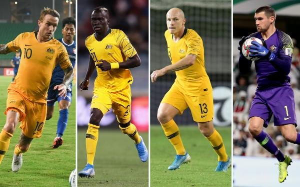 Socceroos PFA