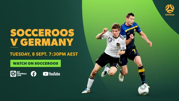 Socceroos Germany Australia 2011
