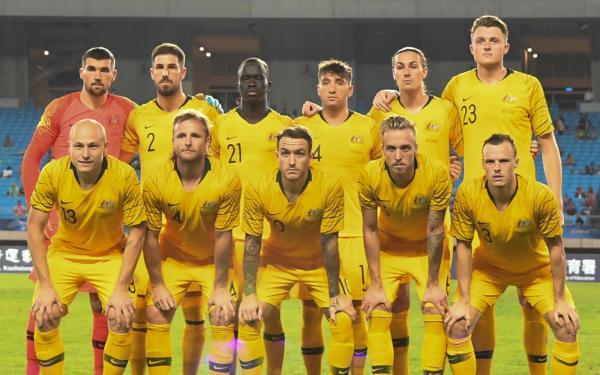 Socceroos Australia