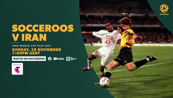 Socceroos Australia Iran