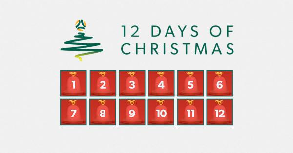 12 days of christmas Socceroos