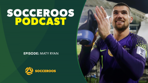 Mathew Ryan Podcast