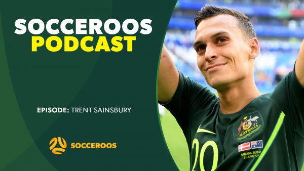 Trent Sainsbury Socceroos Podcast
