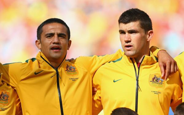 Mat Ryan Tim Cahill