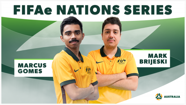 FIFAe Nations Series Cup Online Qualifier