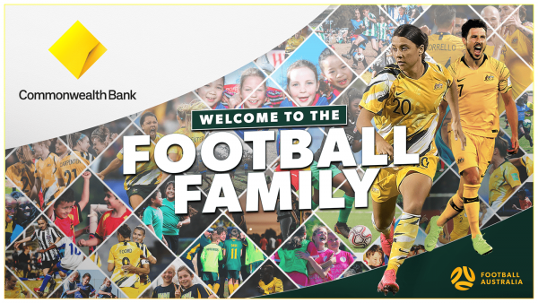 Commonwealth Bank and Football Australia partnership to elevate the women's game