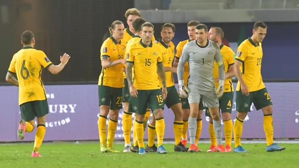 Socceroos Jordan