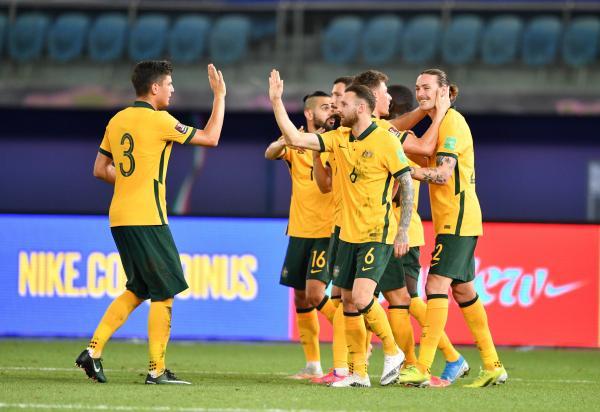 Socceroos v Kuwait Promo Overlay