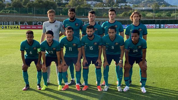 U23s v Romania