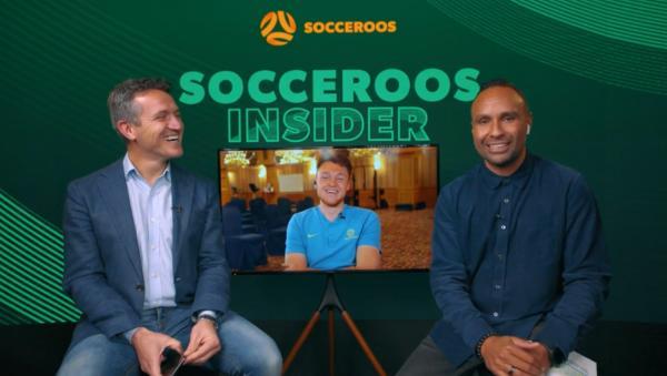 Socceroos Insider Episode 3