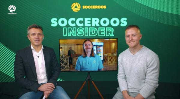 Socceroos Inside Episode 2