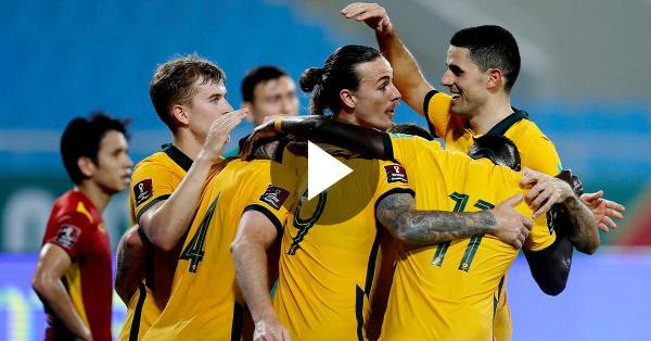 Socceroos Vietnam