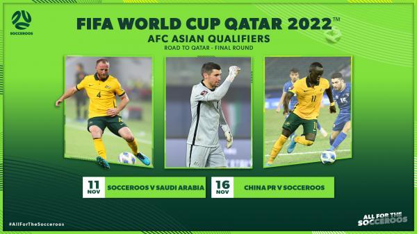 Socceroos November
