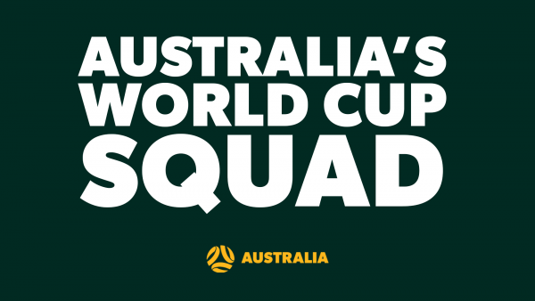 Australia's World Cup Squad