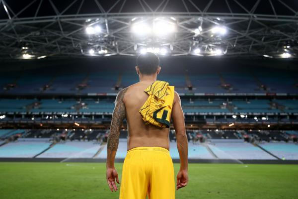 In pictures: Tim Cahill's Caltex Socceroos farewell