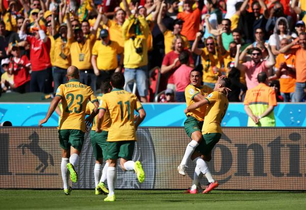 Vote: Caltex Socceroos' best moment of the last decade