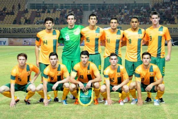 Qantas Young Socceroos defeat Indonesia