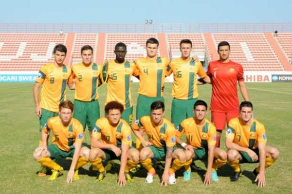 Qantas Young Socceroos draw with Syria