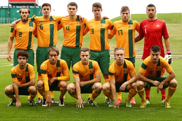 Okon selects 23 players for Young Socceroos training camp
