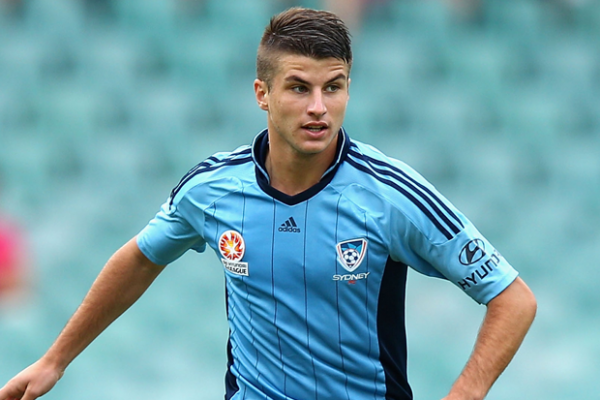 Okon selects Young Socceroos squad