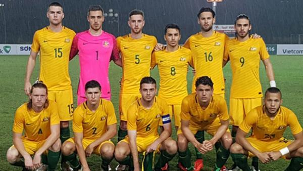 The Young Socceroos face Uzbekistan in their second group game at the AFC U-19 Championships on Tuesday.