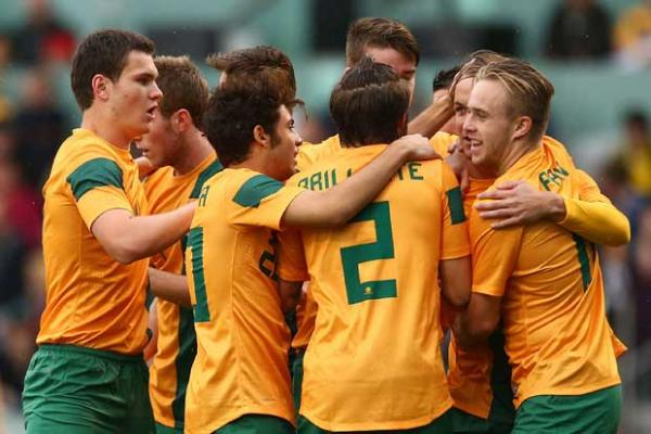 Young Socceroos hungry for Turkish delight