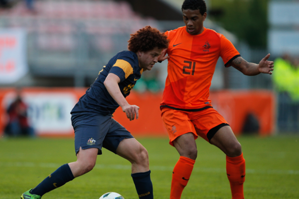 Qantas Young Socceroos beaten by the Netherlands