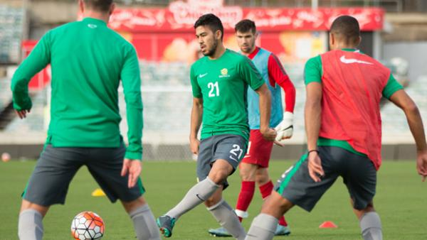 Socceroos finalise preparations in Canberra.