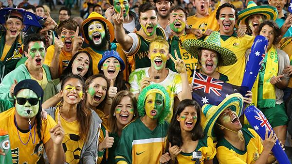 Aussie fans will be crucial to the Socceroos' chances at the Asian Cup.