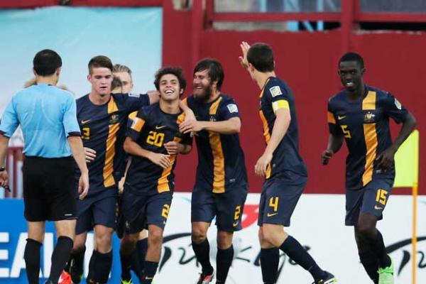 Young Socceroos set for El Salvador challenge