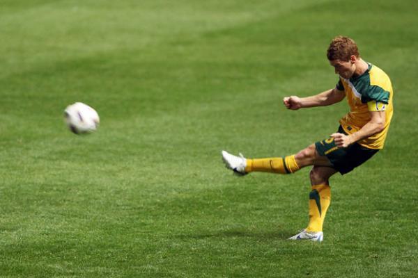 Qantas Australian Under 23s draw with Iraq