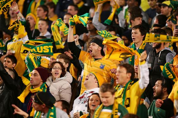 7eedf1e7b Socceroos fans will be out in force in Brazil.