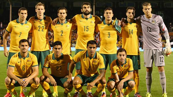 The Socceroos once again fielded a new look starting side for the match against Saudi Arabia.