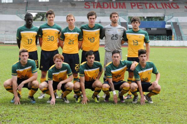 Qantas Young Socceroos thump Macau