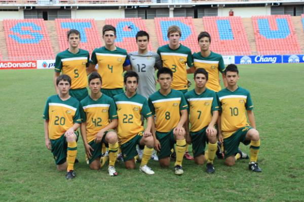 Qantas Joeys in Group B for AFC U-16 Championship