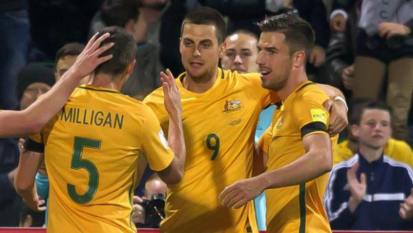 Caltex Socceroos striker Tomi Juric will arrive in Adelaide full of confidence after scoring again in the Swiss Super League for his club Luzern overnight.