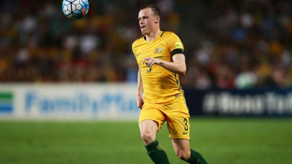 3adf61c0d Caltex Socceroo ruled out of Confederations Cup. Caltex Socceroos defender  Brad Smith has been ruled out of the clash with Brazil ...