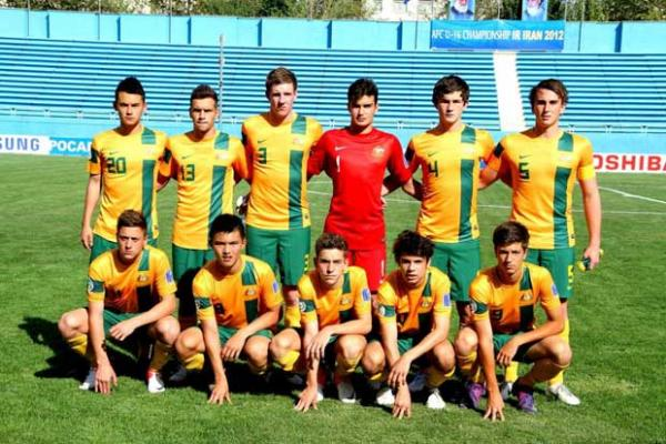 Qantas Joeys progress to quarter-finals of AFC U-16 Championship