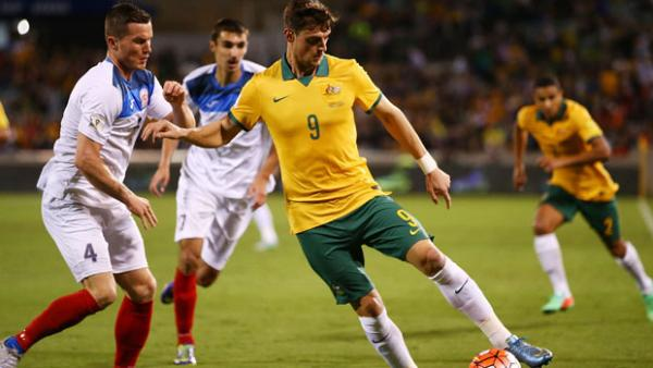 Tomi Juric and Tom Rogic have been ruled out of the Socceroos' clash with Bangladesh.