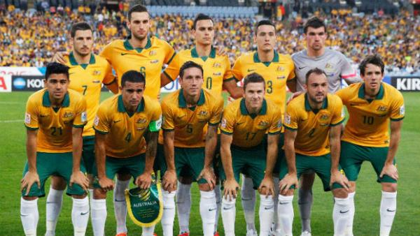 Socceroos starting XI against Oman.